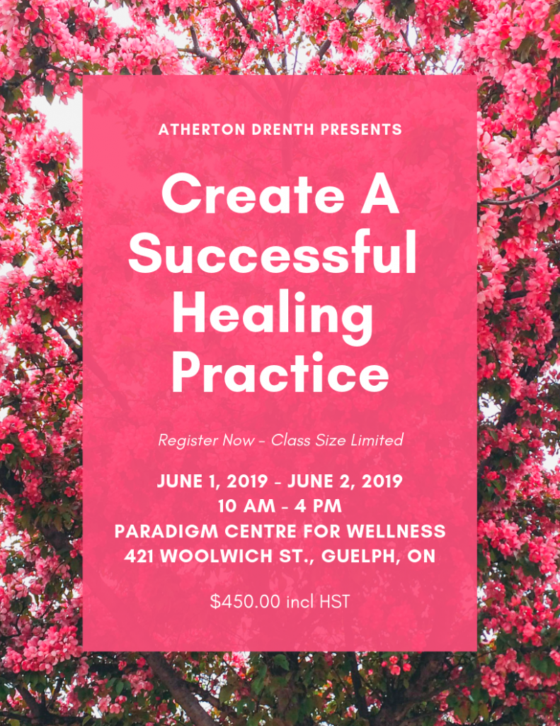 Create A Successful Healing Practice