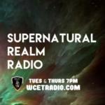 Supernatural Realm Radio with Tim Roxbury